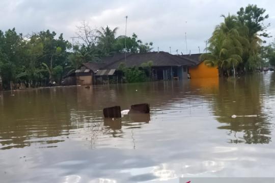 Banjir dan longsor landa Kabupaten Jembrana Bali