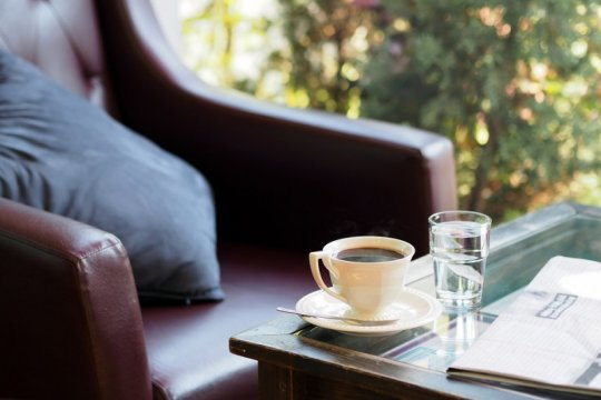 Pemilik kedai kopi di Jakarta kaget campur senang sambut PSBB transisi