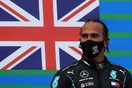 Hamilton tak pernah membayangkan meraih kemenangan ke-91