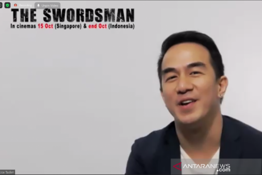 """The Swordsman"", film Joe Taslim & Jang Hyuk, jadi pembuka KIFF 2020"