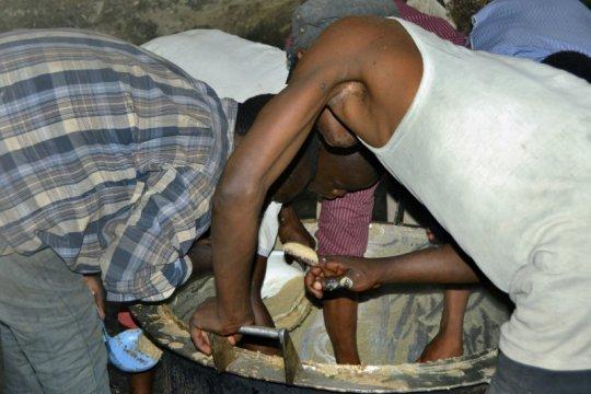 Sejumlah tahanan di Republik Demokratik Kongo tewas karena malnutrisi