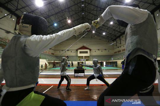 Aceh siapkan delapan atlet anggar untuk PON Papua