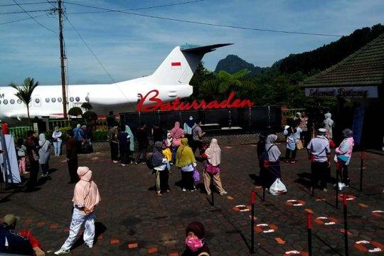Pemkab Banyumas pastikan objek wisata laksanakan protokol kesehatan