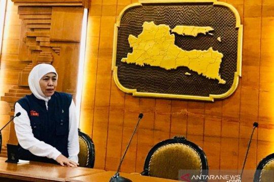 Gubernur Jatim berpesan jaga protokol kesehatan pada tahapan kampanye