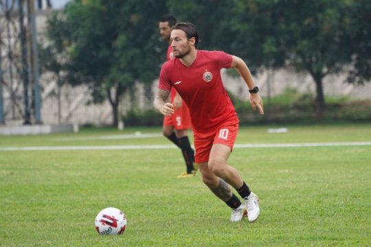 Persija Jakarta siap jika Liga 1 dimulai 1 November