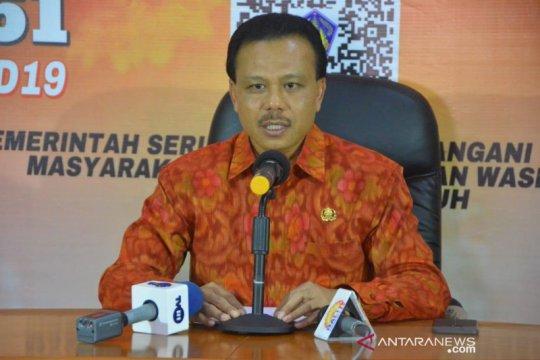 Satgas: Tingkat kesembuhan pasien COVID-19 di Bali capai 87,10 persen
