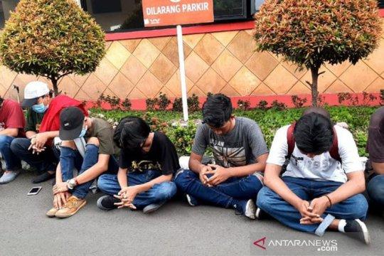 Polisi Tangerang amankan pelajar dan pengangguran akan ikut demo