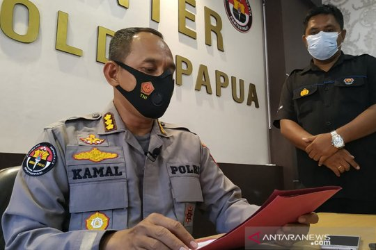 Polda Papua tetapkan lima tersangka kasus penyebaran video mesum