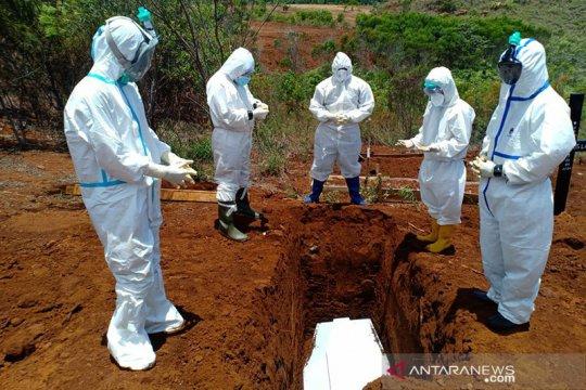 Depok buka rekrutmen relawan pemulasaraan jenazah pasien COVID-19