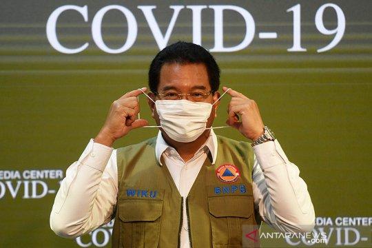 Satgas : 12 kabupaten/kota miliki 1.000 lebih kasus aktif COVID-19