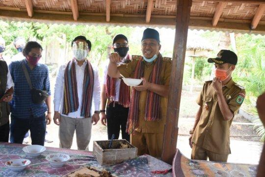 Kemenristek dorong madu trigona Lombok Utara diekspor