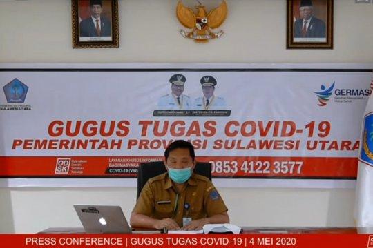 Kontak erat Sekretaris DPRD Sulut dinyatakan positif COVID-19