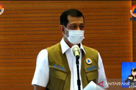 Doni Monardo: Daerah punya aksi kurangi risiko bencana