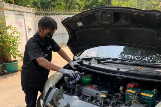 ExxonMobil - Brum Indonesia rilis jasa rawat mobil di rumah