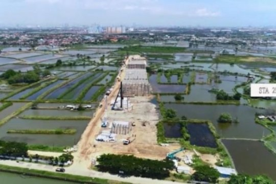 PUPR: Tol Cimanggis-Cibitung akan lengkapi jaringan jalan JORR