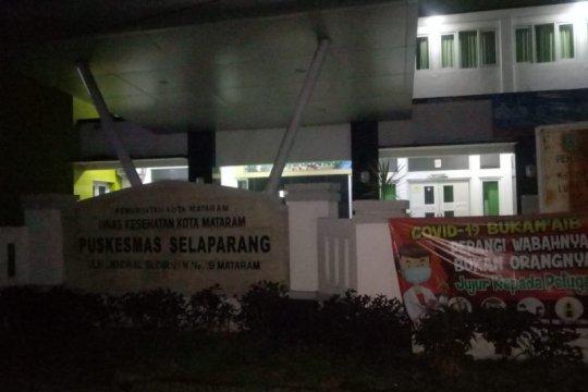 Dinkes Mataram tutup aktivitas pelayanan di Puskesmas Selaparang