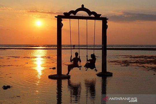 """Kemendes bangun """"ampiteater"""" di Lombok Utara"""