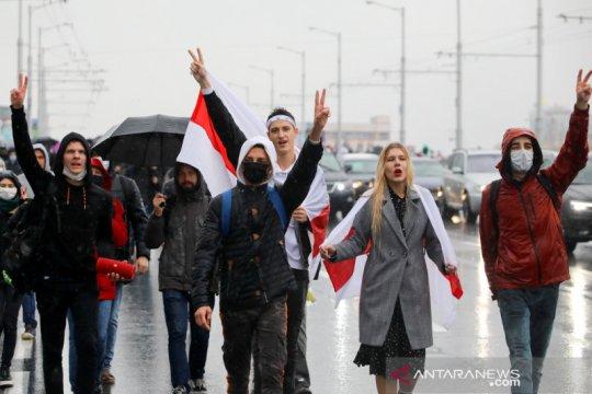 Menlu Polandia: EU mungkin berlakukan lebih banyak sanksi pada Belarus
