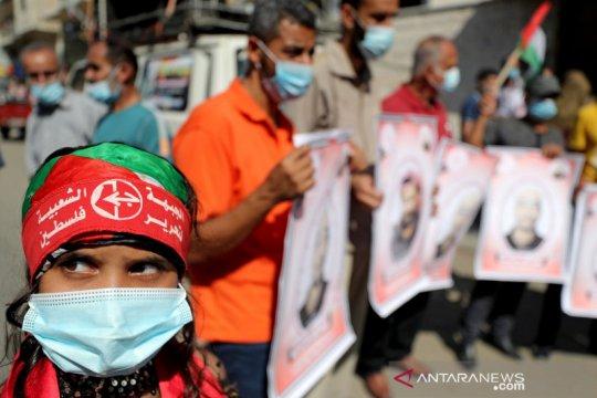 Warga Palestina tahanan Israel akhiri mogok makan setelah 103 hari