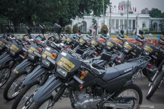 8.000 personel gabungan kawal aksi BEM SI di Istana Merdeka