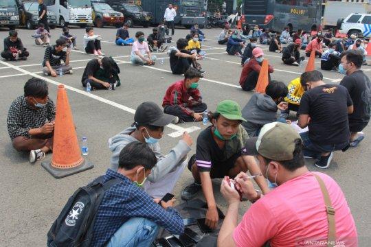 Polda Metro dan pihak terkait antisipasi pelajar ikut demo anarkis