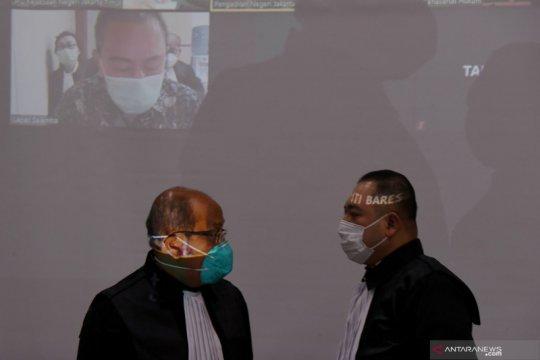 Brigjen Prasetijo Utomo perintahkan bakar surat palsu Joko Tjandra