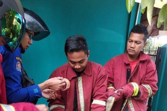 Termasuk evakuasi satwa, Damkar jambi tangani 77 kasus non-kebakaran