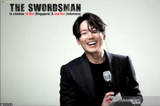 "Aktor ""The Swordsman"" Jang-hyuk terkesan Bali dan nasi goreng"