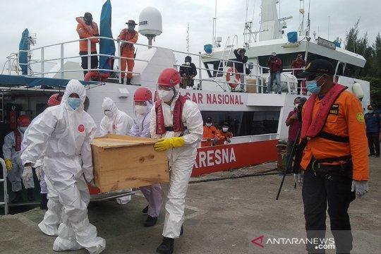 Jenazah warga Filipina di Perairan Aceh dievakuasi Basarnas