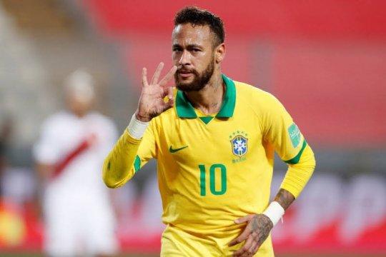 PSG sambut kabar Neymar urung bela Brasil