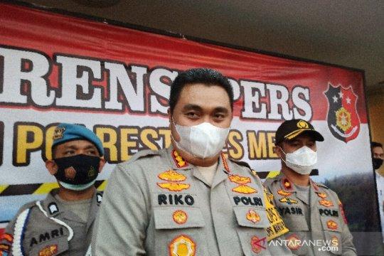 Kapolrestabes Medan bantah kematian 2 tahanan Polsek Sunggal dianiaya