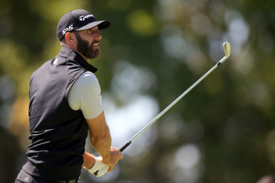 Dustin Johnson terpapar COVID-19
