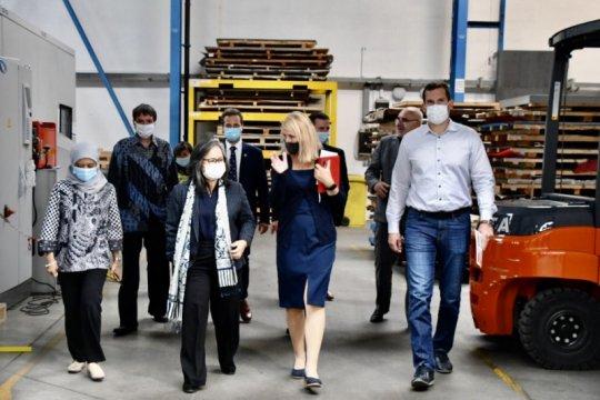 Dubes RI kunjungi perusahaan Ceko mitra Astra Otoparts