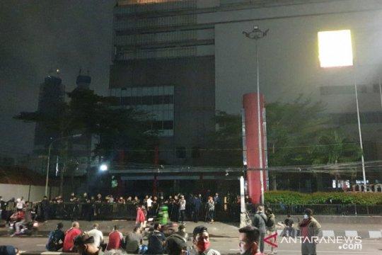 Polsek Metro Tanah Abang bantah penjarahan di Thamrin City