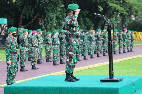 Kodam I/BB siapkan pasukan bantu Polda Sumatera Utara