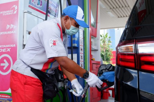Pertamina: Transaksi harian non-tunai di Jatimbalinus naik 62 persen