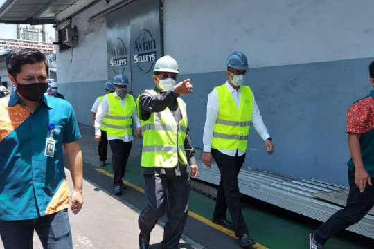 Pemkab Sidoarjo gencarkan operasi yustisi di lingkungan pabrik