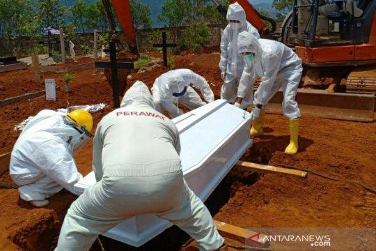 Total 67 warga Kota Jayapura meninggal akibat COVID-19