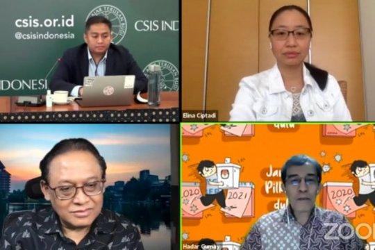 Hadar Gumay: Kesehatan dan keselamatan pemilih harus terjamin