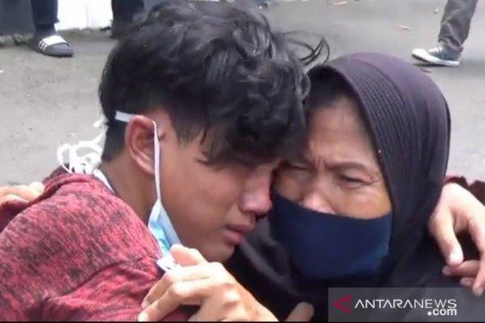 Orang tua pelajar tidak tahu anaknya terlibat unjuk rasa di Jakarta