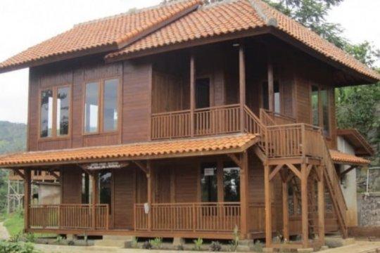 Rumah kayu Indonesia dipromosikan di Pyongyang Korea Utara