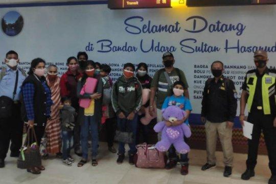 12 orang pengungsi Sri Langka di Medan dipindahkan ke Makassar
