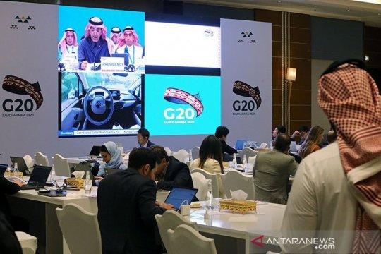 Pertumbuhan ekonomi RI tercatat lebih baik di antara negara G20