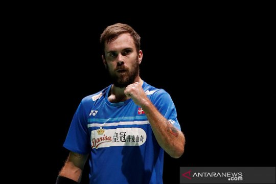 Jorgensen berniat pensiun setelah Denmark Open 2020