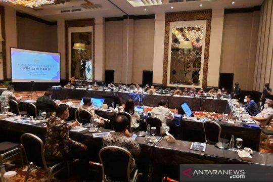 Komisi VI DPR-BUMN bahas pemulihan ekonomi dan pariwisata Bali