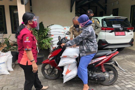 Yogyakarta mulai distribusikan bansos beras tahap akhir untuk PKH