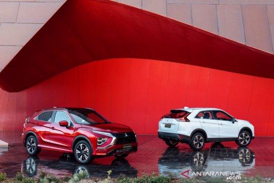 Mitsubishi ungkap Eclipse Cross model 2021