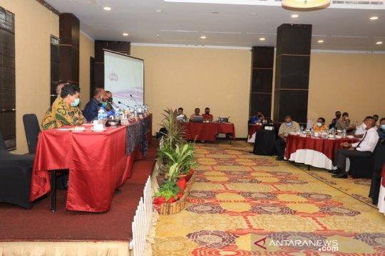 Pemprov Papua gelar rapat persiapan peresmian venue PON XX