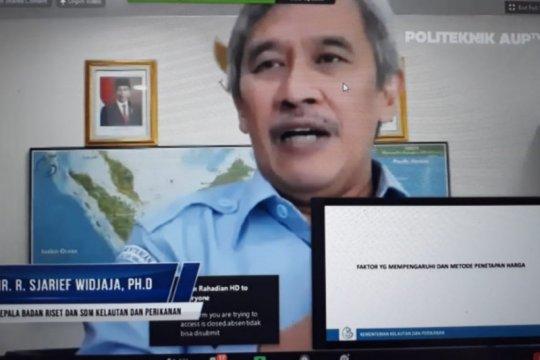 KKP latih budi daya perikanan untuk warga lapas Kota Agung Lampung