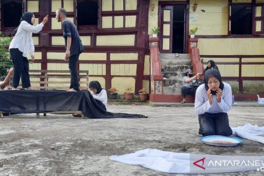 Komunitas seni dan film semarakkan pra-MTQ Nasional XXVIII di Sumbar